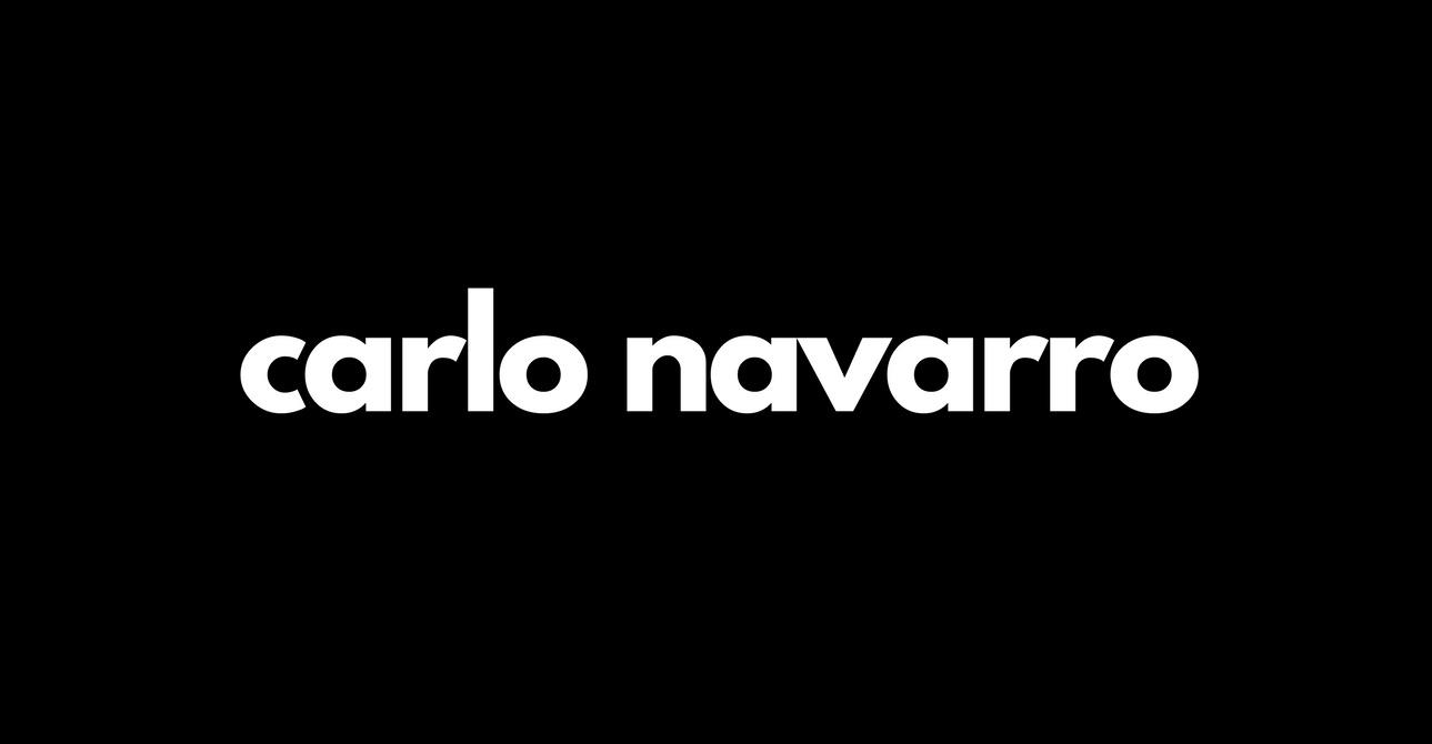 Carlo Navarro